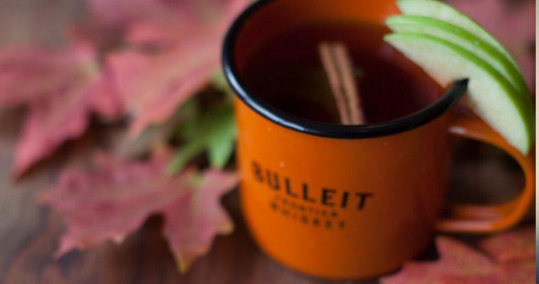 Kentucky Meadow Hot Toddy with Bulleit Bourbon