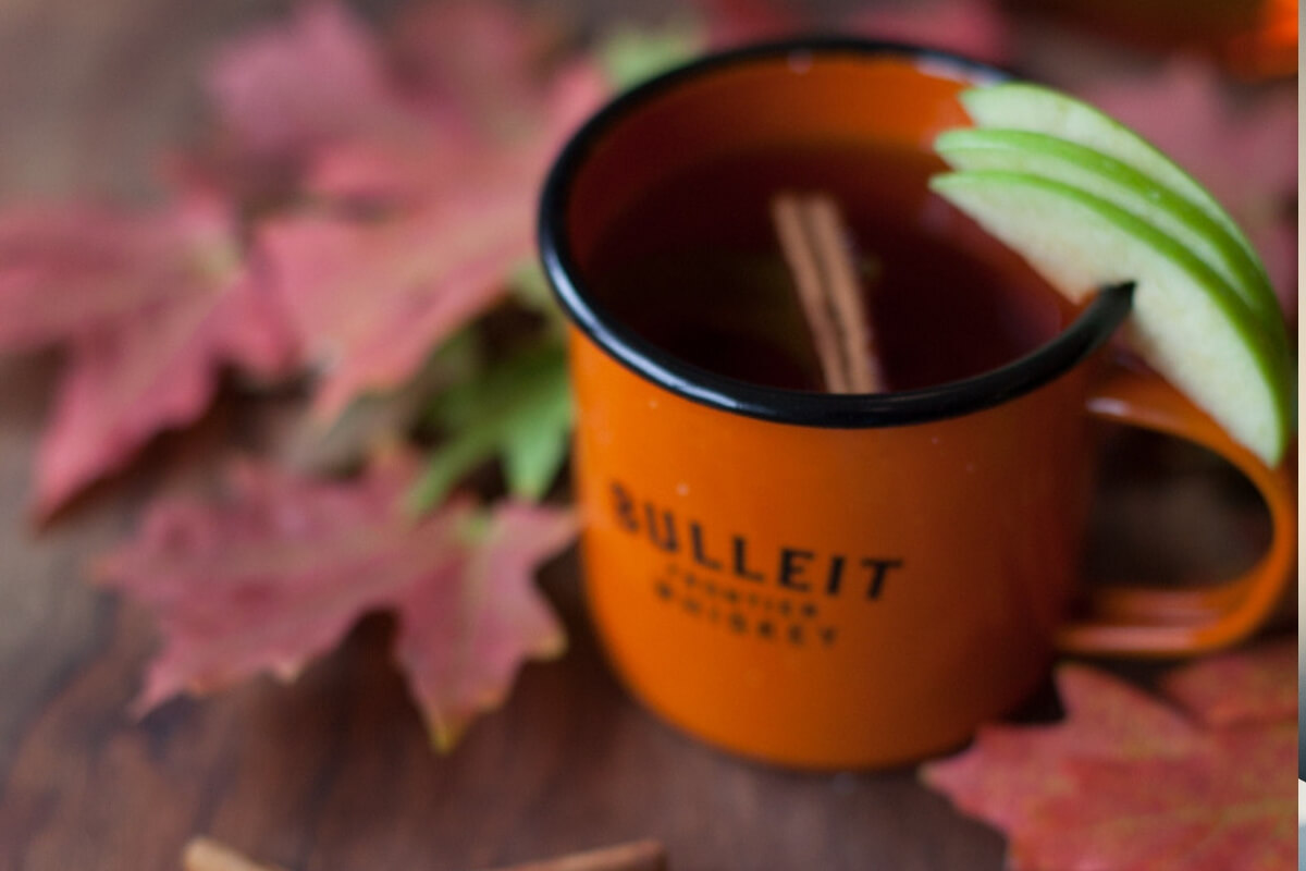 Warm yourself up with the Kentucky Meadow Hot Toddy!