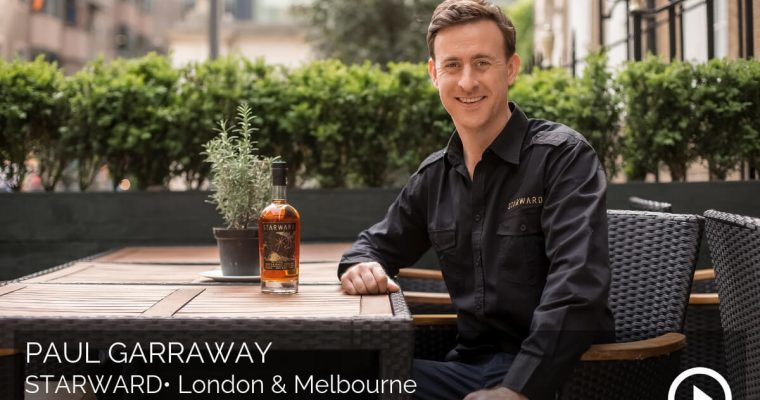 Pete Garraway shows us how to get people to drink Australian whisky
