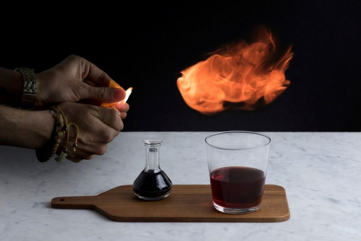 SILENT POOL Berry Blend plus fire