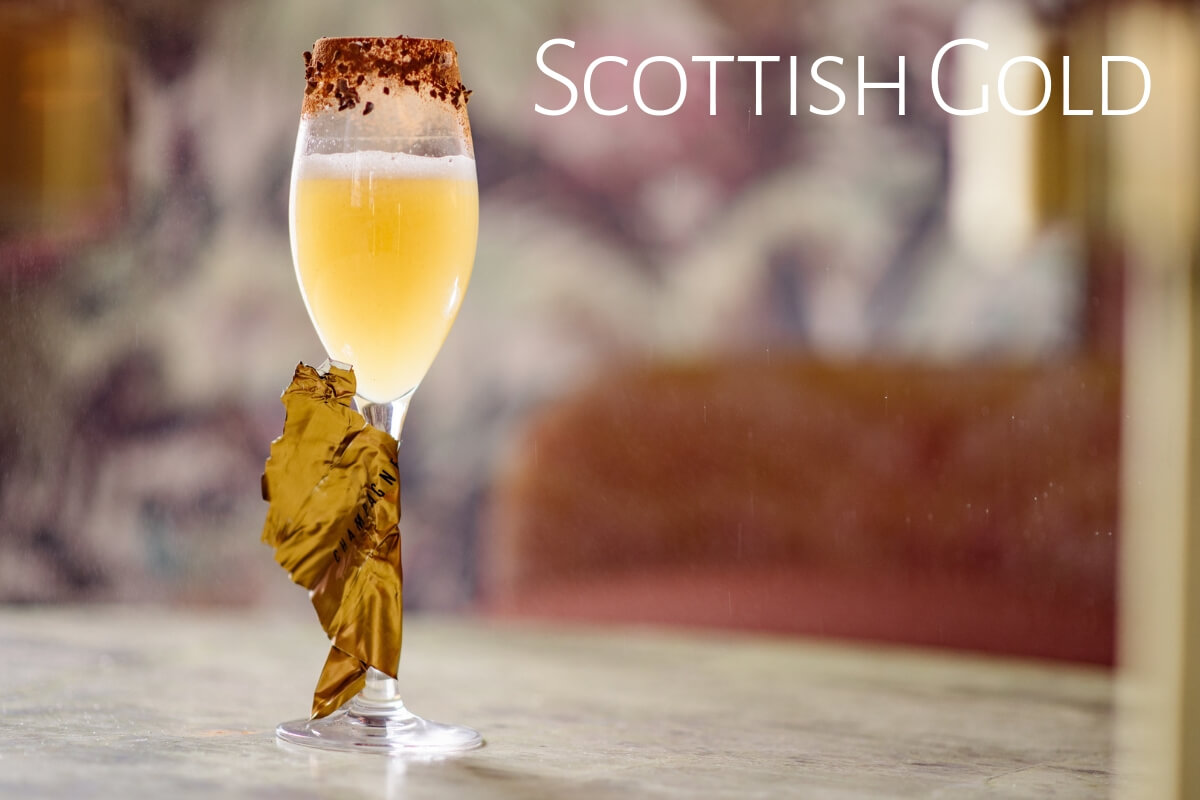Scottish Gold, The Balmoral