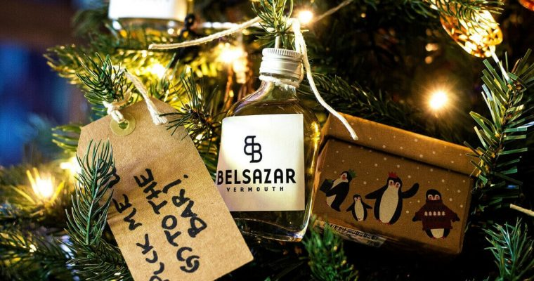 How to Make Belsazar Vermouth Holiday Cocktail Recipes