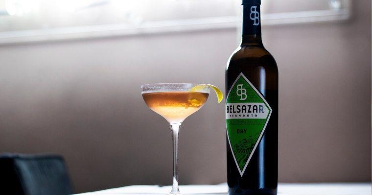 How to Make the Belsazar Vermouth Wet-Wet-Wet Martini