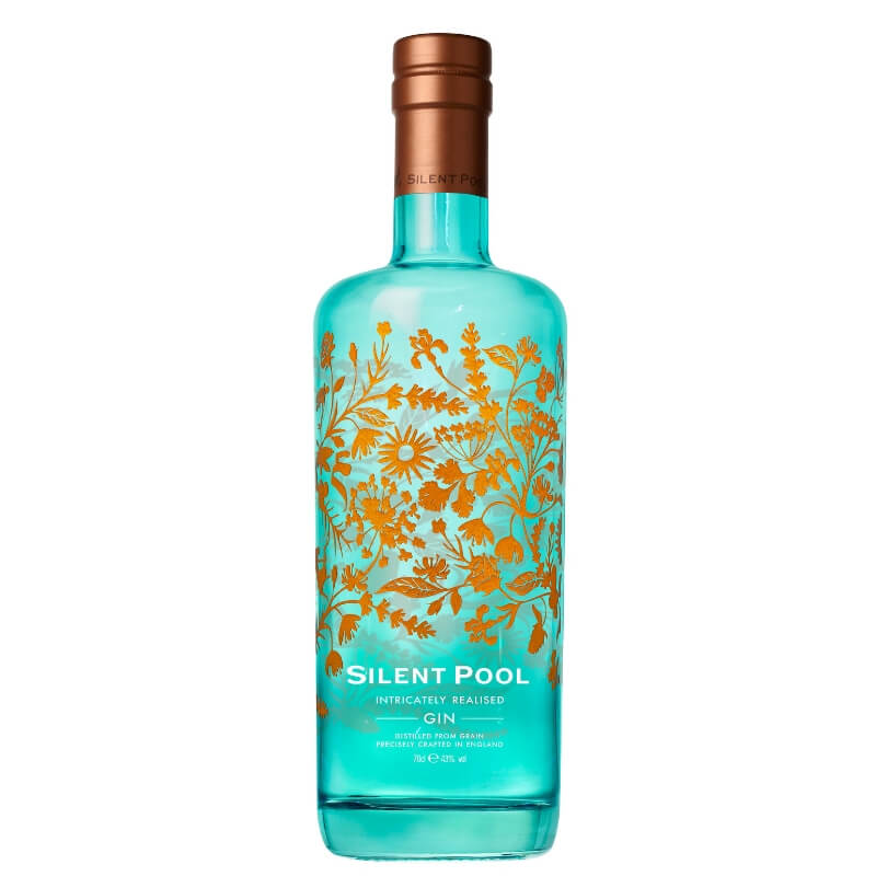 Silent Pool GIn for shop