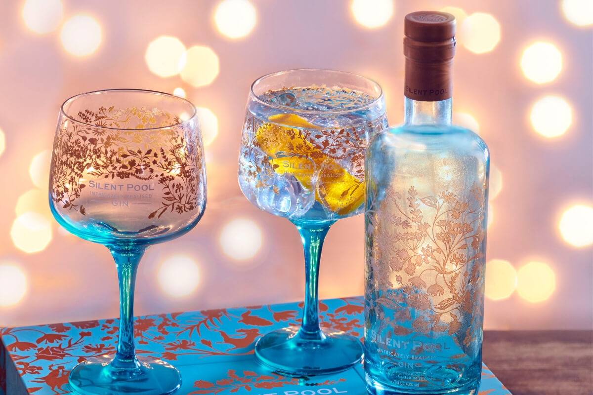 How to Make Silent Pool Gin Holiday Recipes