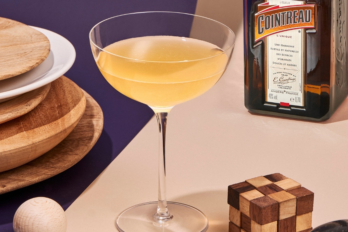 Cointreau Between the Sheets