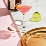 Cointreau Cosmo, Valentine's Day recipe - pinterest
