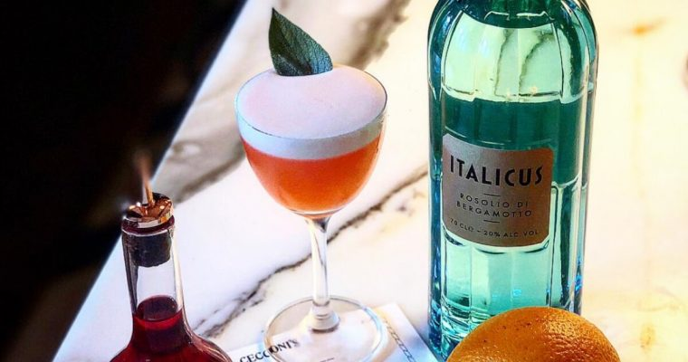 Sanguinello, Cecconi's/The Ned, London – Valentine's Day Cocktail Recipe