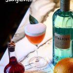 Sanguinello, Cecconi's or Ned, London - Valentine's Day recipe - pinterest
