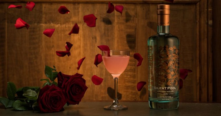 Silent Pool Rosa's Ruin – Valentine's Day Cocktail Recipe