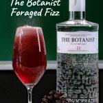 The Botanist Foraged Fizz, Valentine's Day recipe - pinterest