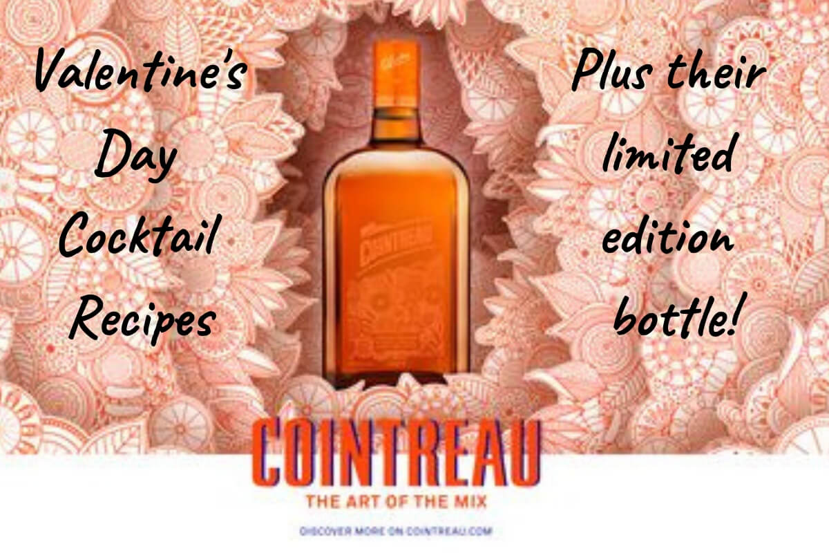A selection of delicious, easy Cointreau cocktail recipes.