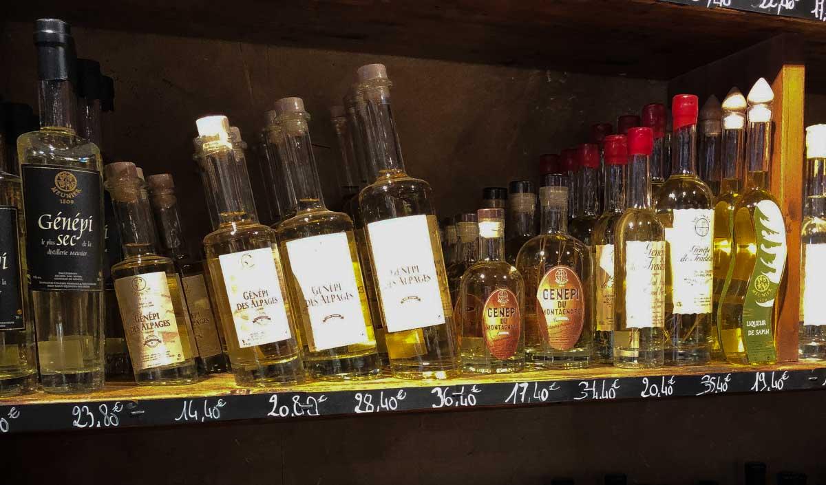Genepi, Bars in Morzine, France
