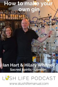 Ian Hart & Hilary Whitney, Sacred Spirits, London -Pinterest site