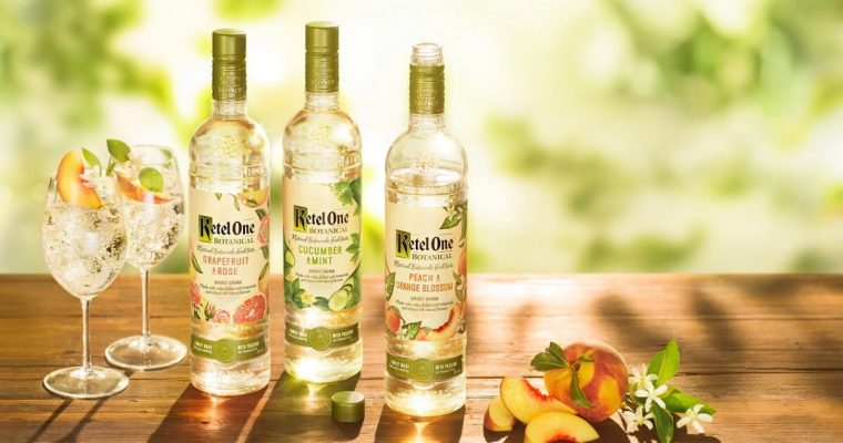 Ketel One reveals revolutionary new spirit set to shake up the vodka category: Ketel One Botanical + recipes!