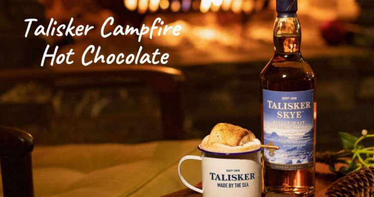 Talisker Campfire Hot Chocolate by Jason Clark – Cocktail Recipe