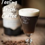 Teeling Irish Coffee, James Goggin, Maverick Drinks, London - Cocktail Recipe - Pinterest