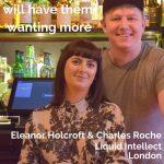 Eleanor Holcroft & Charles Roche, Liquid Intellect, London - Pinterest