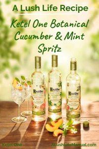 Ketel One Botanical Cucumber & Mint Spritz