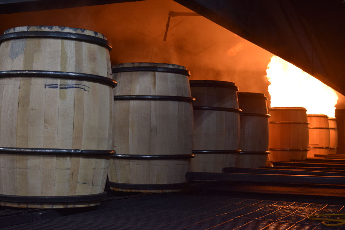 Urban Bourbon Trail - Brown Forman Cooperage, Louisville, Kentucky