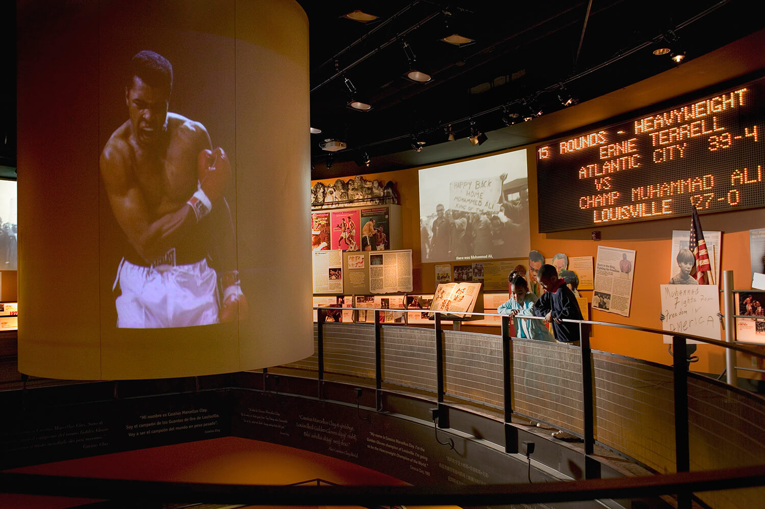Muhammad Ali Center, Louisville, Kentucky