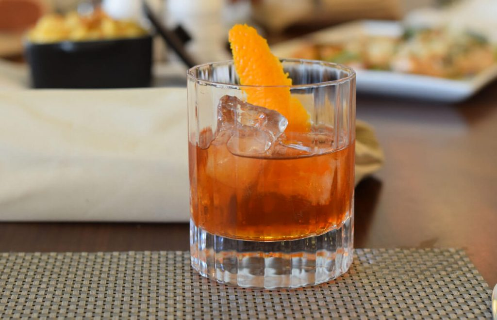 Urban Bourbon Trail - Old Fashioned, Louisville, Kentucky