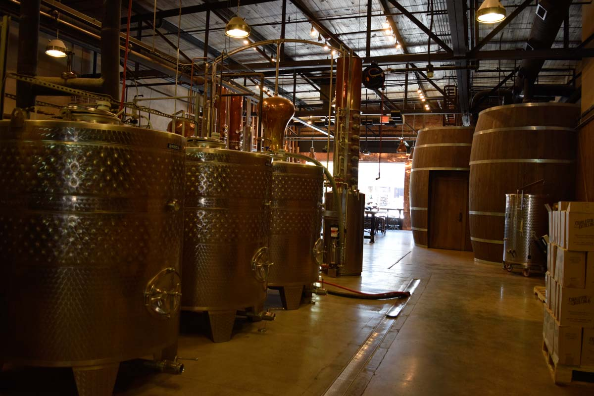 Best Bars in Charleston, South Carolina - Charleston Distilling Co