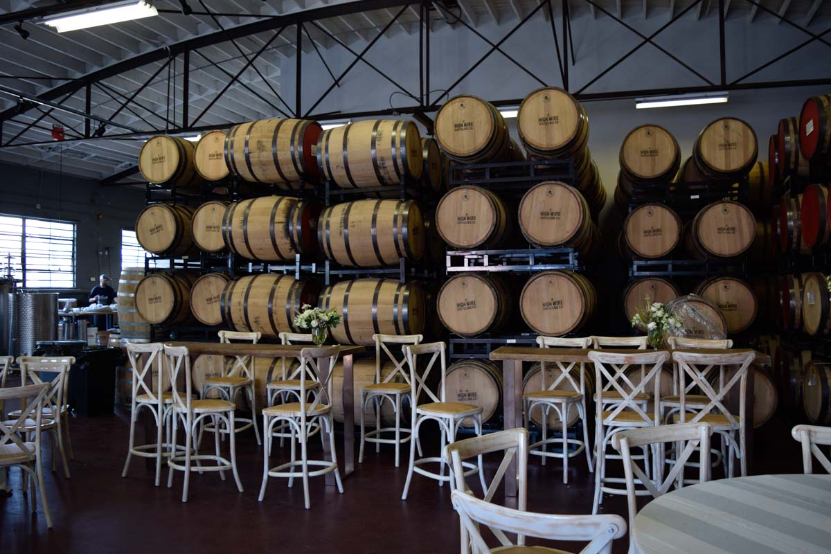 Best Bars in Charleston, South Carolina - High Wire Distilling Co