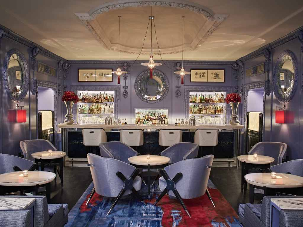 Blue Bar, The Berkeley Hotel, London
