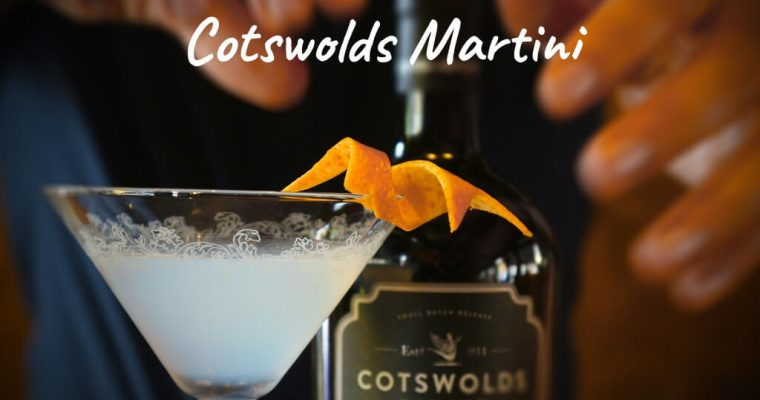 Cotswolds Martini by Cotswolds Distillery