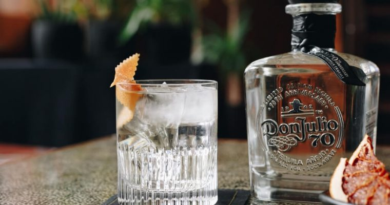 How to Make the Don Julio 70 White Negroni