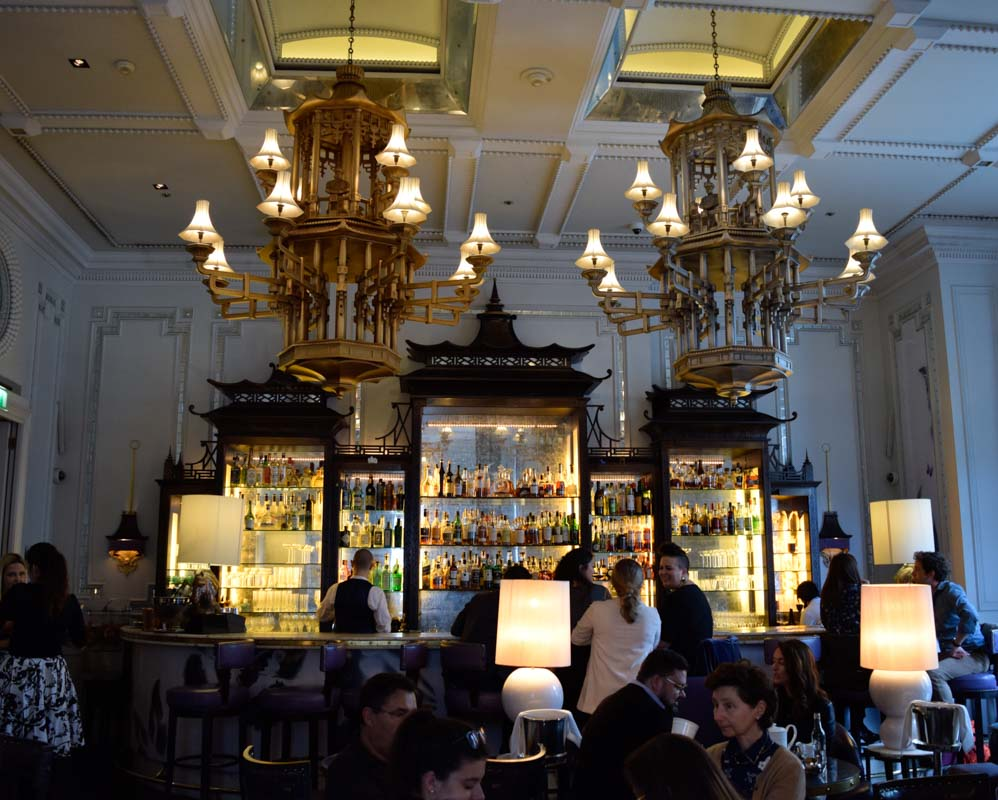 London Hotel Bars - Artesian, The Langham Hotel, London