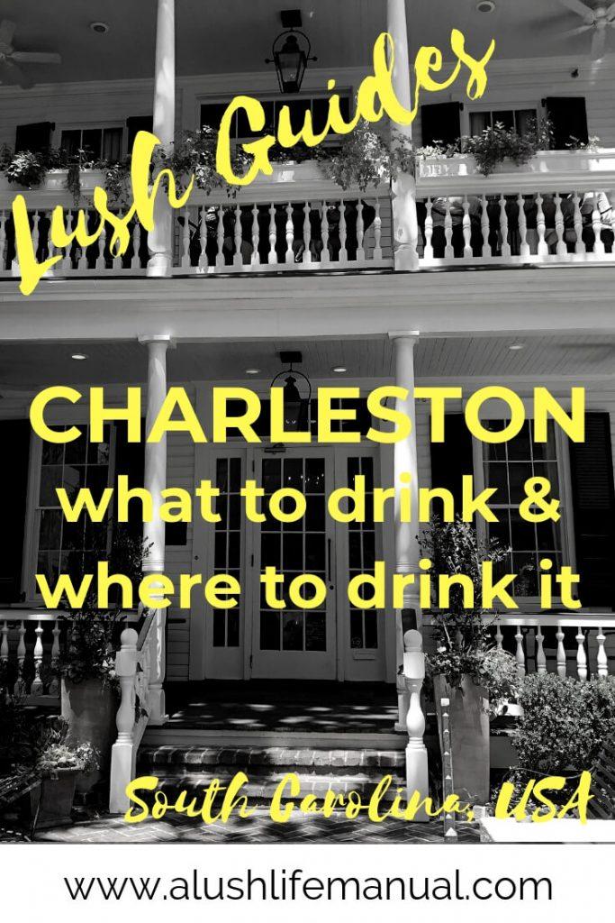 Lush Guide - Charleston - Pinterest