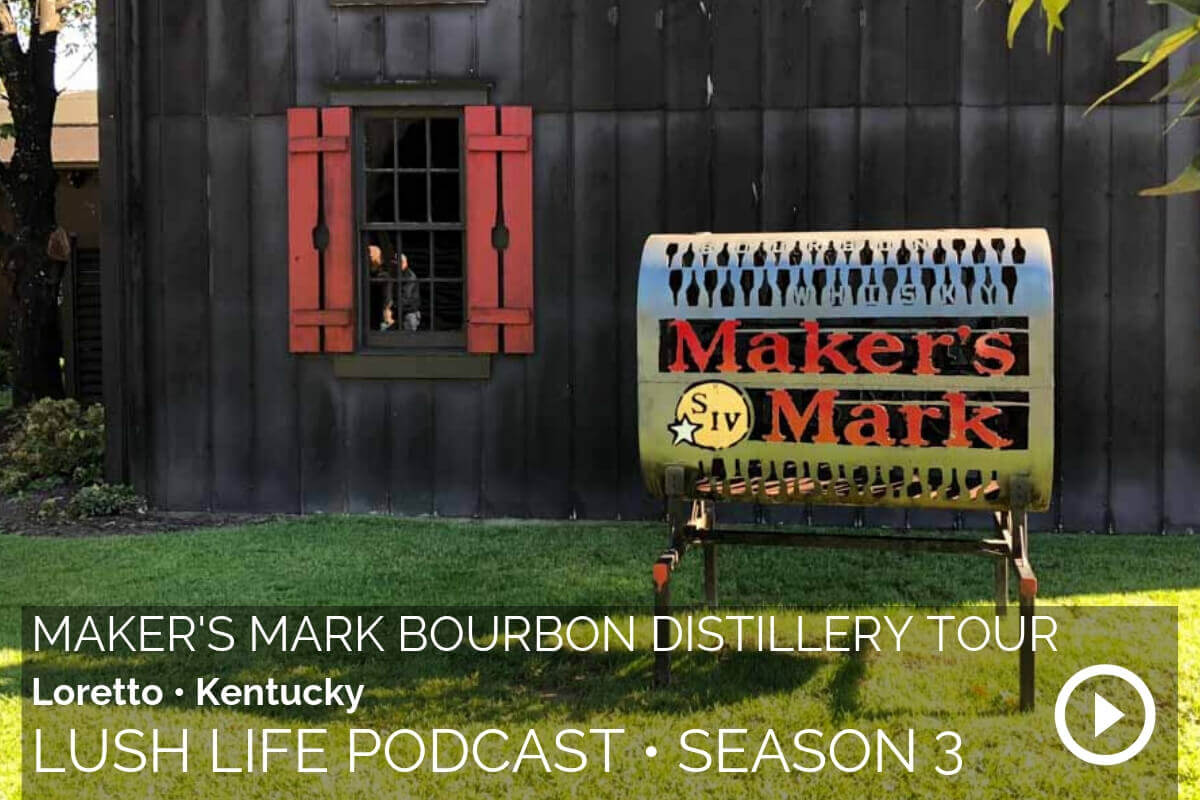 How to take the Maker's Mark Distillery Tour