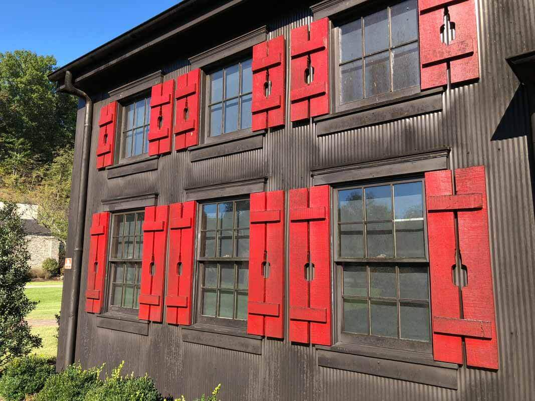 Maker's Mark Distillery, Kentucky - Exterior