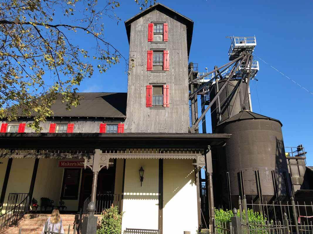 Maker's Mark Distillery, Kentucky - Still House
