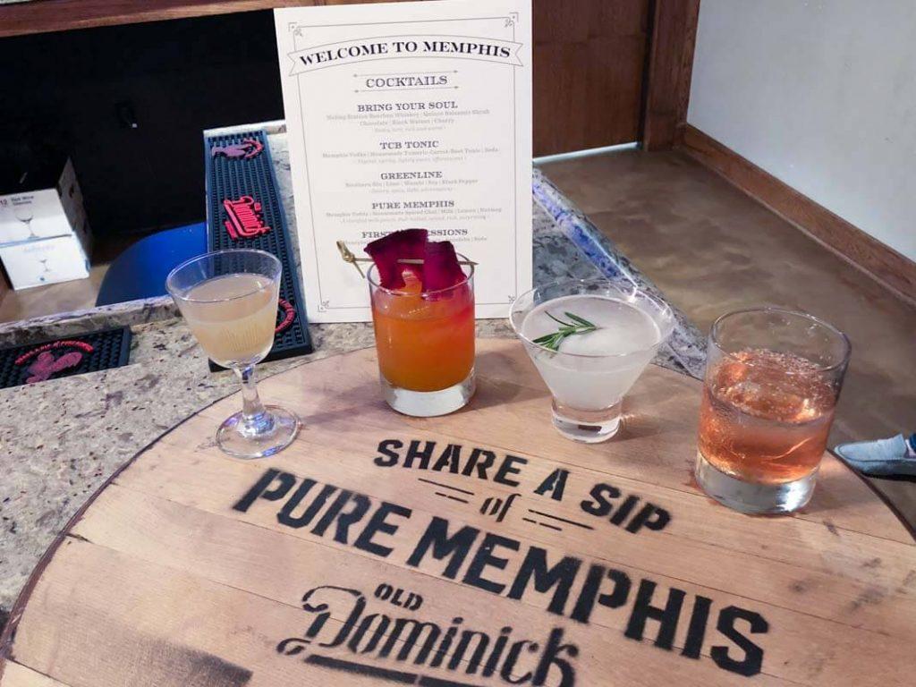 Memphis Bars - Old Dominick Distillery