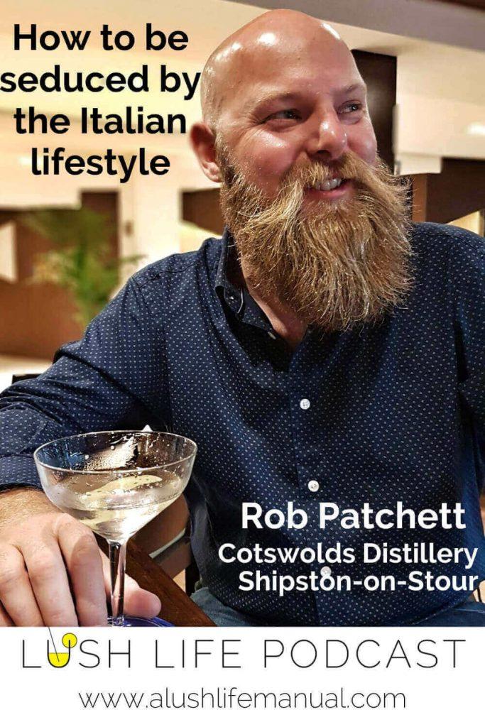 Rob Patchett, Cotswolds Distillery, Shipston-on-Stour - Pinterest