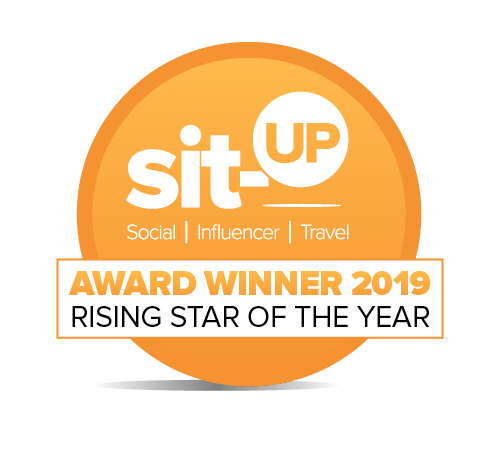 sit-UP Winner - Rising Star of the Year