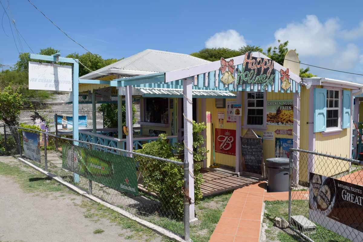 Antigua Bars - Ice Cream