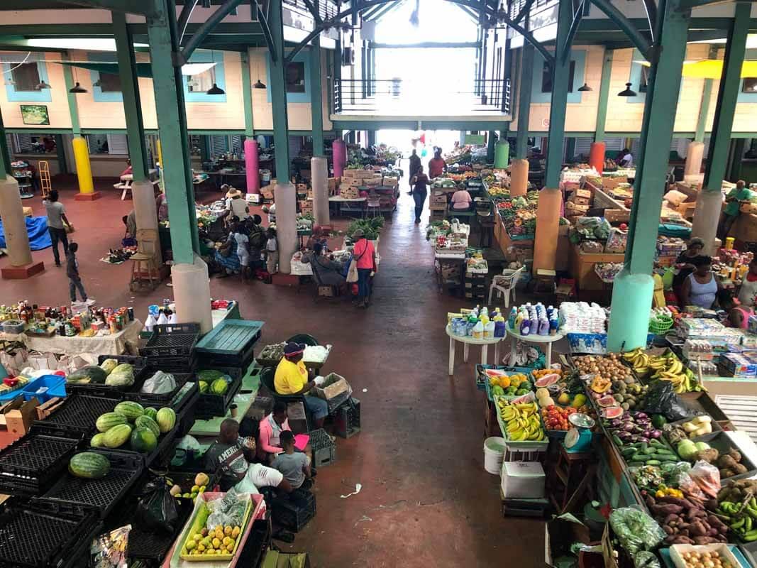 Antigua Bars - St. John's Market