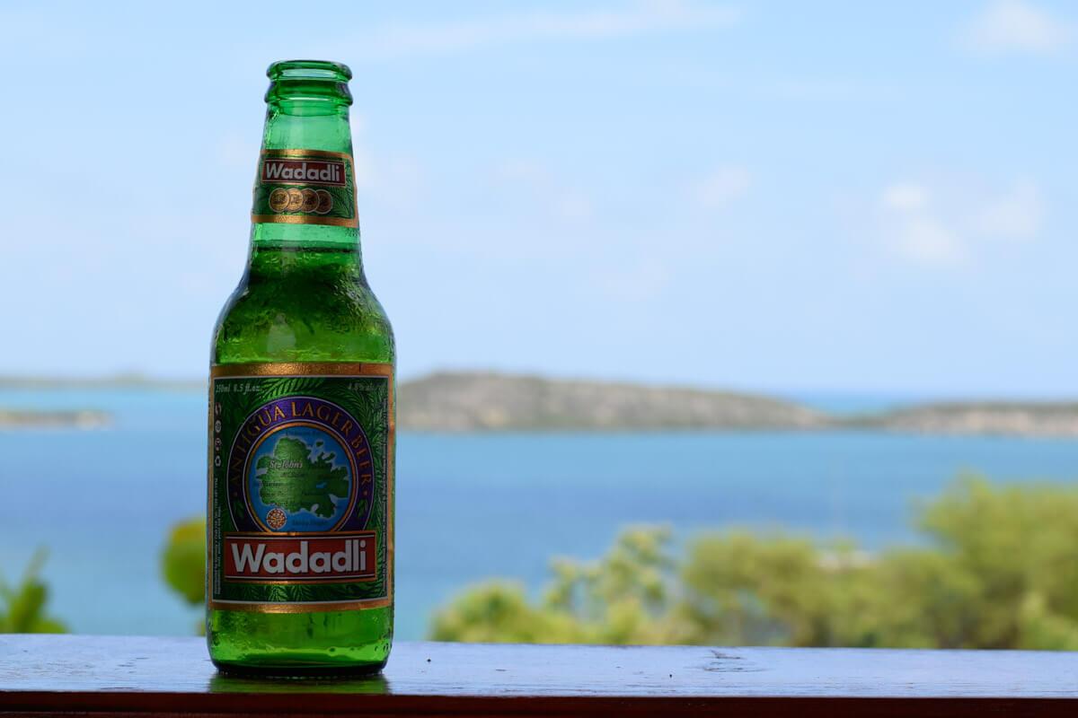 Antigua Bars - Wadadli Beer
