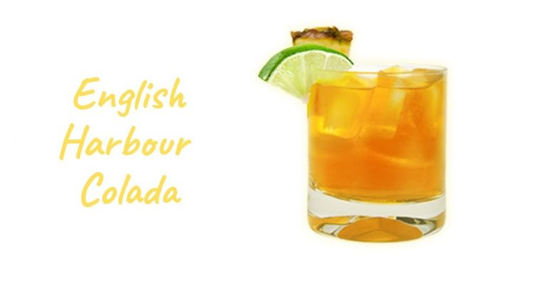 How to Make the English Harbour Colada