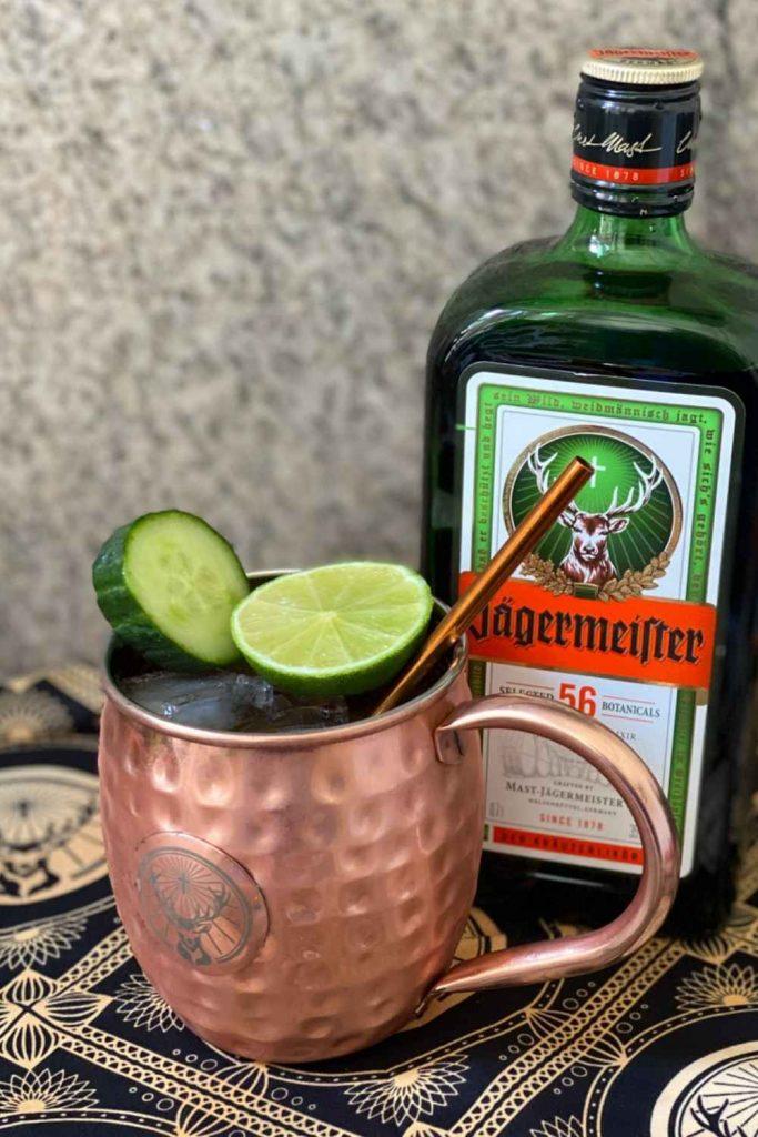 Jägermeister Mule