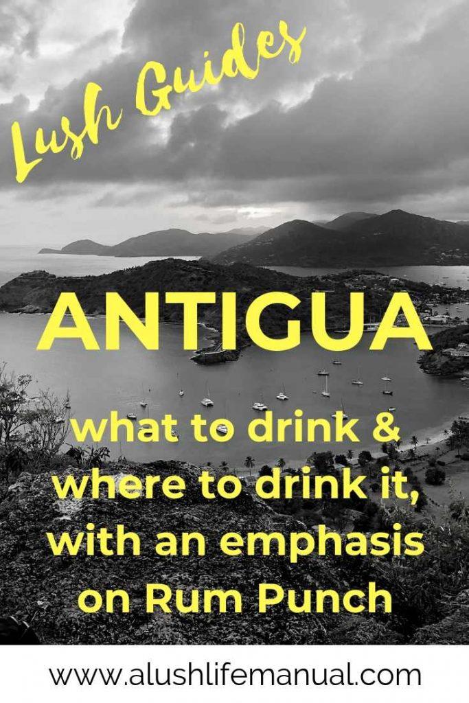 Lush Guide - Antigua - Pinterest