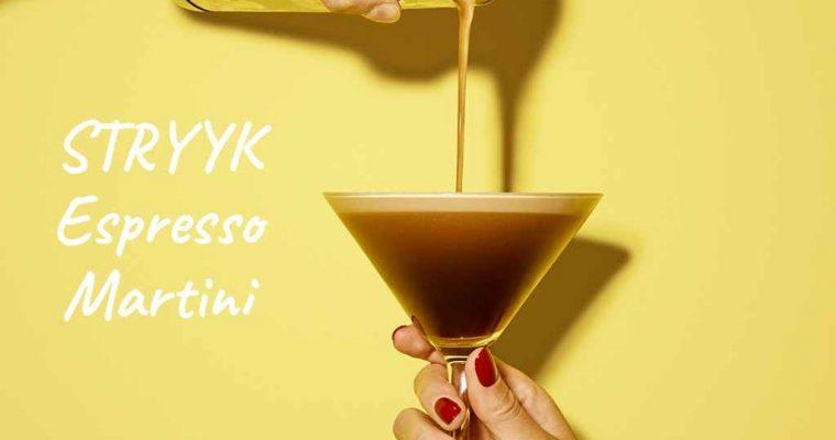 STRYYK Espresso Martini by STRYYK