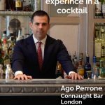 Ago Perrone, Connaught Bar, London - Part 1 - Pinterest
