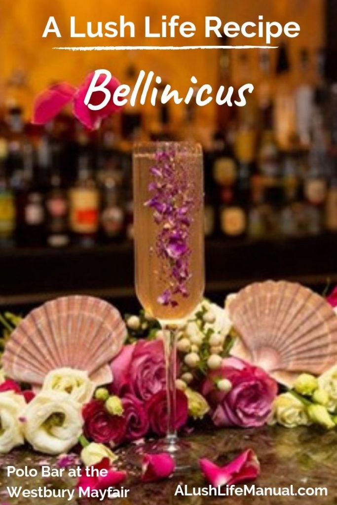 Bellinicus, Polo Bar at the Westbury Mayfair, London - Pinterest