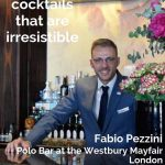 Fabio Pezzini, Polo Bar at the Westbury Mayfair, London - Pinterest