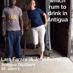 Lisa Farara, Antigua Distillery St. John's - Pinterest